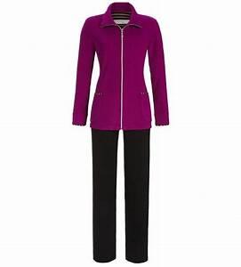 Tenue Interieur Femme Velours : tenue d 39 int rieur zipp e pour femme violet lingerie sipp ~ Teatrodelosmanantiales.com Idées de Décoration