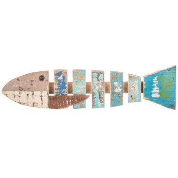 painted fish wood wall decor hobby lobby