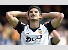 Valencia midfielder Goncalo Guedes 'grateful' for Real