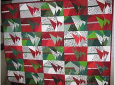 Wonky Tree quilt My last one this year