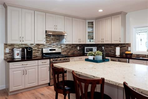 Kitchen Cabinets by Ash Taupe Kitchen Cabinets Rta Cabinet Store Best