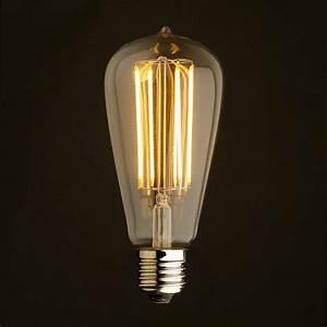 Glühlampe Als Lampe : 6 st ck edison vintage led lampe oak leaf gl hbirne ersetzt 25w warmwei 2700k 330 lumen ~ Markanthonyermac.com Haus und Dekorationen