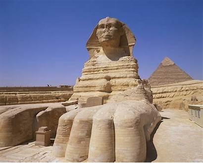 Pyramids Egypt Egyptian Ancient History Sphinx Giza