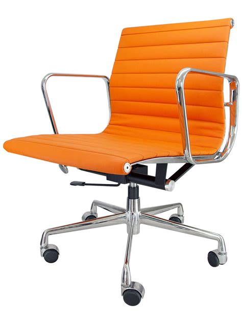 orange desk chair china orange eames chair eoc lme1 china swivel chair