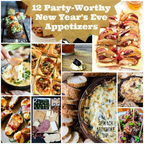 new year s appetizer ideas party worthy new year s eve appetizers tauni co
