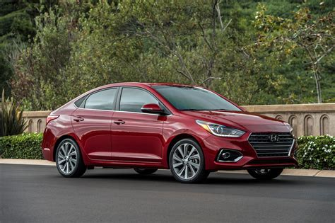 2019 Hyundai Accent by 2019 Hyundai Accent Review Ratings Specs Prices And