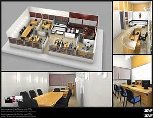 emejing idee amenagement bureau professionnel pictures With idee decoration bureau professionnel