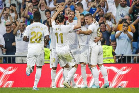 Real Madrid Villarreal Live