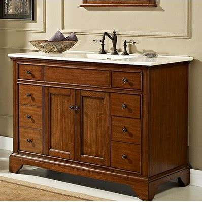 framingham  traditional single sink bathroom vanity maple  fairmont designs discount