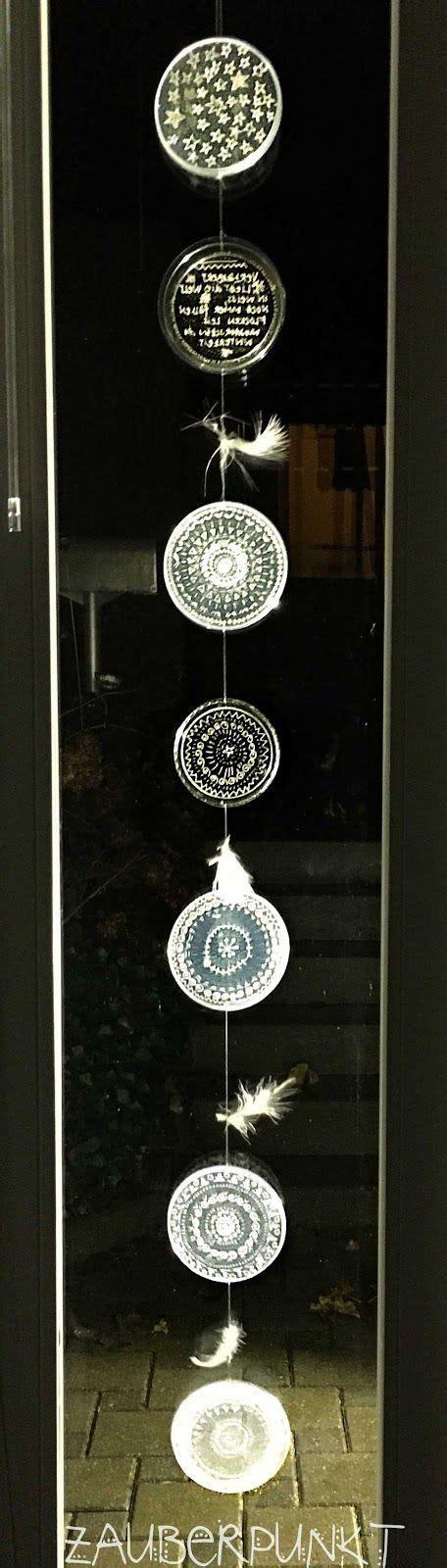 Fensterdeko Weihnachten Selbst Gemacht by Diy Selbst Gemachte Fensterdeko Upcycling Musterliebe