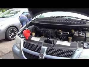 2002 Dodge Grand Caravan Sport Heat Core Replacement