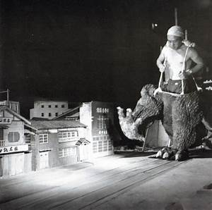 Behind the scenes of the Godzilla movies 1954-1966 ...