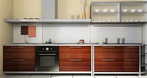 Arbeitsplatte Küche 4m : massivholzk che modul ~ Michelbontemps.com Haus und Dekorationen