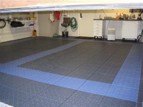 Fußboden Fliesen Für Garage by Garagenboden Mit Bel 252 Ftung Und Drainage