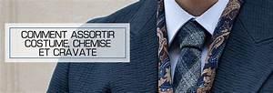 Assortir costume chemise et cravate quelles couleurs for Charming quelle couleur avec le bleu 0 quelle couleur de costume pour homme choisir