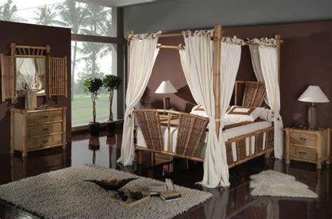 chambre en bambou d 233 coration chambre en bambou