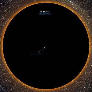 S5 0014+81, The largest known supermassive black hole ...