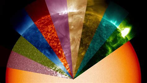 sun   wavelengths  light