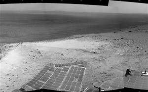 NASA Mars Rover Opportunity Climbs to High Point on Rim ...