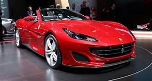 Nouvelle Ferrari Portofino : ferrari portofino le nouveau coup cabriolet du cheval cabr ~ Medecine-chirurgie-esthetiques.com Avis de Voitures