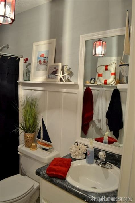 1000 Images About Nautical Themed Bathrooms On Pinterest