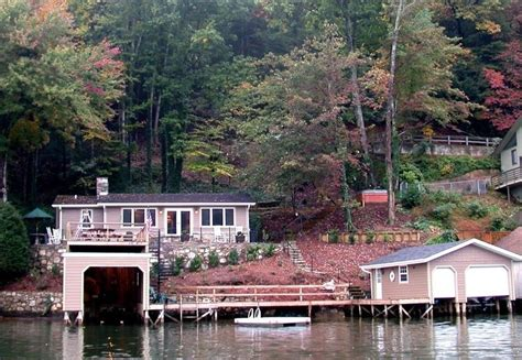 Lake Lure Boat Rentals by Lake Lure Cottage Rental Mtn View Lakefront Cottage Golf