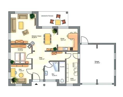 Grundriss Wohnung 120 Qm by Grundriss Haus 120 Qm Probe Bungalow Grundriss 4 Zimmer