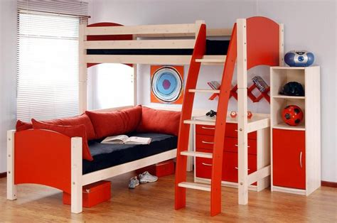 bunk bed plans  kids bed plans diy blueprints