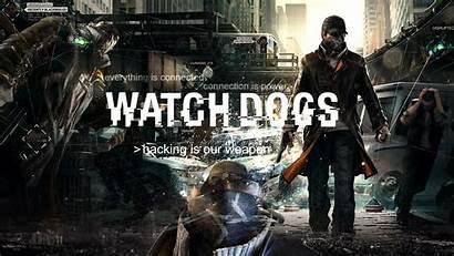 Dogs Games Watchdogs Wallpapers Dog Desktop Computer