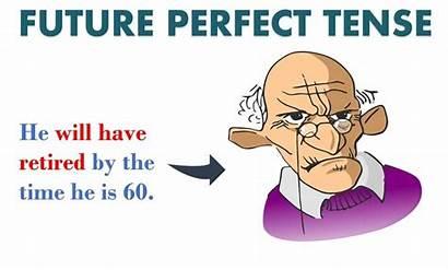 Tense Future Perfect Examples Formula Usage