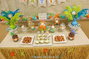 Dinosaurs Baby Shower Party Ideas Photo 1 of 59 Catch
