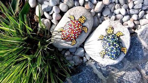 Eine Farbenfrohe Zimmer Und Gartendeko Mit Steinen by 53 Erstaunliche Bilder Gartengestaltung Mit Steinen