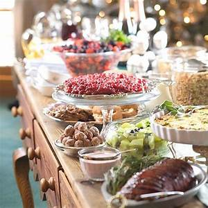 3 ideas para organizar una cena buffet