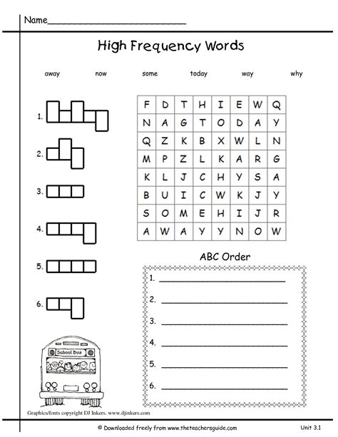 sight word worksheet new 518 sight word boxes worksheets
