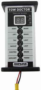 Hopkins Tow Doctor Trailer End Test Unit Hopkins Wiring