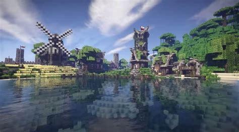 build  medieval house   minecraft building