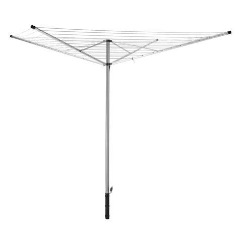 whitmor rotary outdoor drying rack bb  home depot