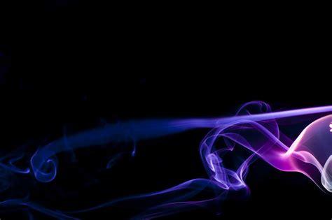 stock photo  purple smoke defusion freeimageslive