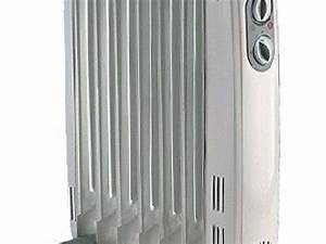Chauffage Electrique D Appoint : radiateur electrique economique d appoint ~ Melissatoandfro.com Idées de Décoration
