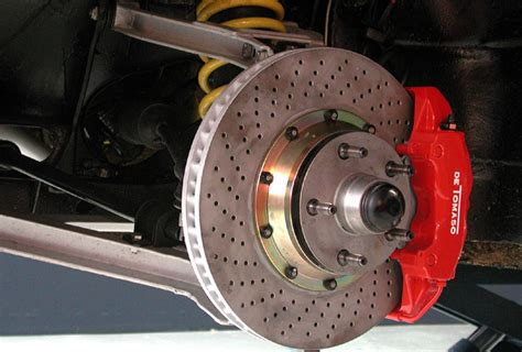 movit - the brakes for de TOMASO PANTERA