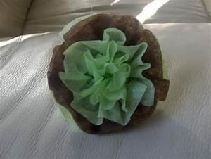 Fleur En Papier Serviette : une fleur fleur ici l 39 atelier des fleurs ~ Melissatoandfro.com Idées de Décoration