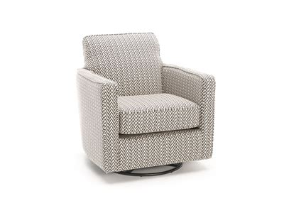 slipcovered swivel chair steinhafels living room chairs 2326