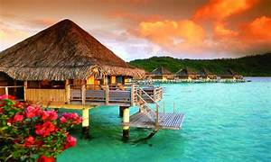 romantic resorts tahiti tahiti bora bora honeymoon beach With honeymoon in bora bora