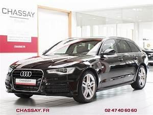 Audi A6 Occasion : audi a6 avant c7 2 0 tdi 177 ch business line multitronic break noir occasion 39 890 15 ~ Gottalentnigeria.com Avis de Voitures