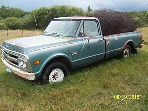 1970 Gmc 3  4 Ton Longhorn Pickup For Sale