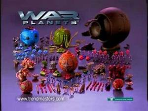 TRENDMASTERS War Planets TV Commercial - YouTube