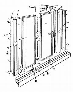 Sears Sears Shower Enclosure Parts