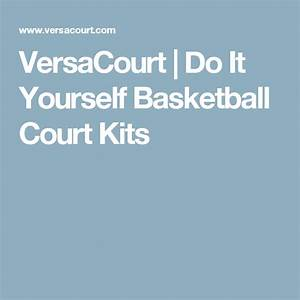 50  Do It Yourself Basketball Court