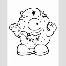 Trash Pack Coloring Page  Coloring Pages (printables