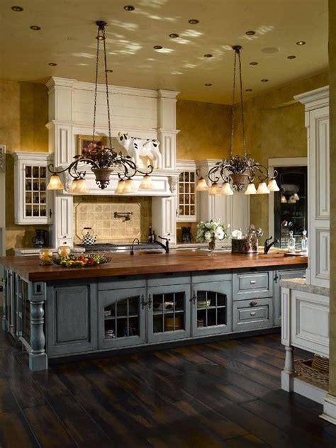 country kitchen island 51 kitchen designs to inspire your kitchen 6093